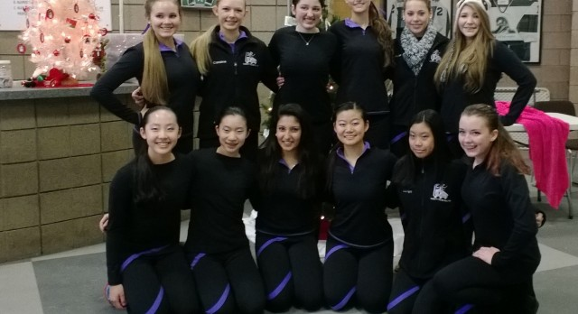 Figure Skating Wins Alpena Tournament