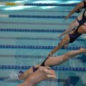 Women's Varsity Swim and Dive Fall 2013