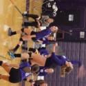 Varsity Volleyball Fall 2013-2014