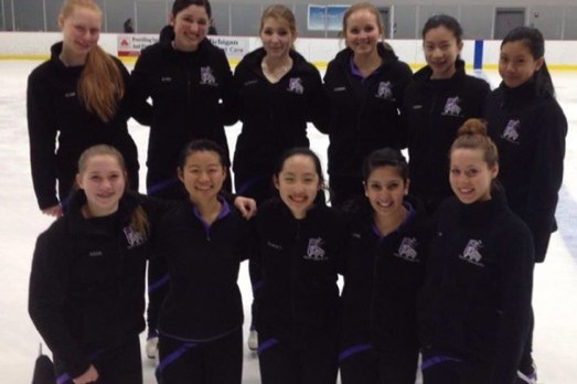 Pioneer Figure Skaters Advance To State Finals