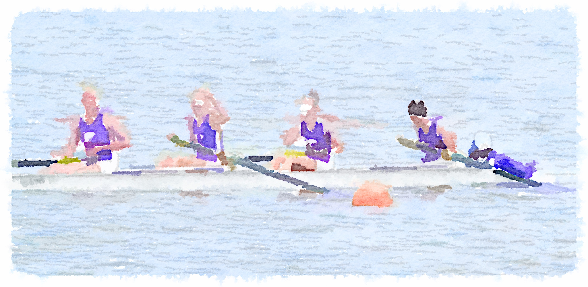 Pioneer Girl's Rowing wins 4th Straight Title
