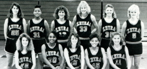 2012 - 1989 Womens Basketball Team