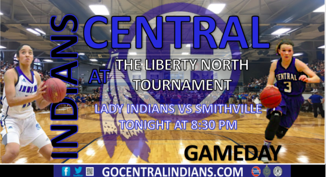 LADY INDIANS AT LIBERTY NORTH TOURNAMENT