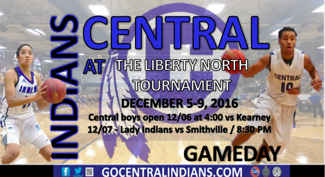 INDIANS OPEN PLAY IN LIBERTY NORTH TOURNAMENT