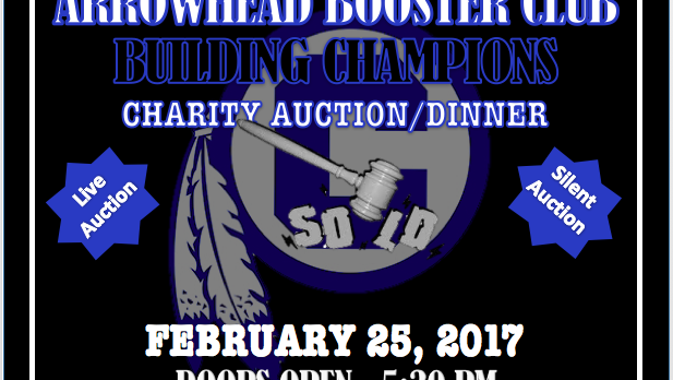 CHS BOOSTER CLUB READY FOR AUCTION