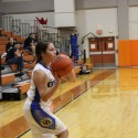 Lady Owls Basketball Playoff vs. Dilley