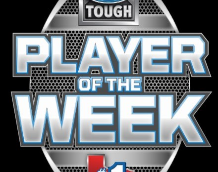 Michael Everett Named Build Ford Tough Player of the Week