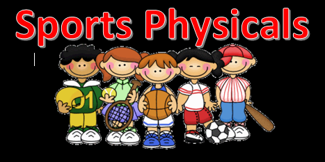 $13 Sports Physicals Available