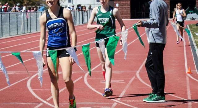 Provo Girls Compete at the State Track Meet