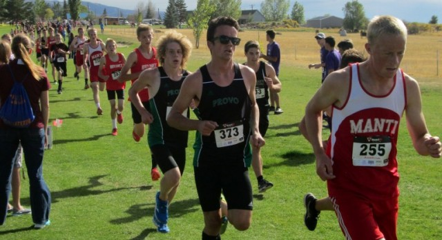 Provo High School Boys Varsity Cross Country finishes 7th place