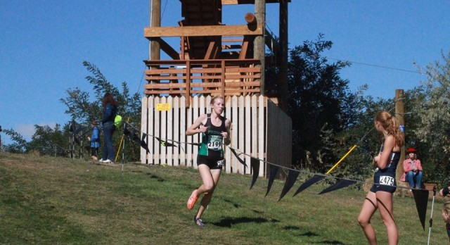 Provo High School Girls Varsity Cross Country finishes 30th place