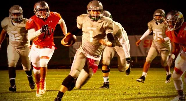 Provo High School Varsity Football falls to Skyridge High School 27-24