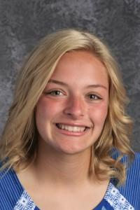 Abby Moore Earns Academic All-State Honors in Soccer