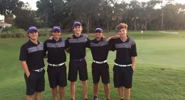 TC Boys Golf Team Take 3rd in Regionals