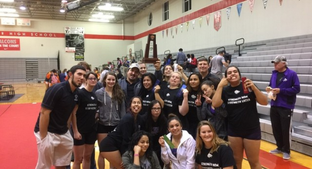TC Girls Weightlifting District Champs