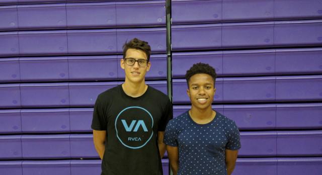 Soccer Spotlight: Daniel Pedraza and Bryce Willis