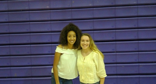 Soccer Spotlight: Asia Ervin and Kaylee Mariani