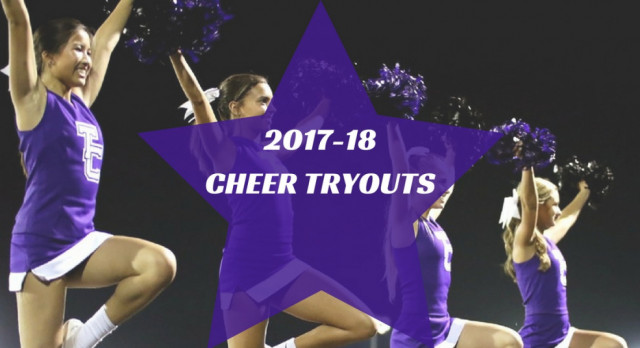 2017-2018 TC Cheer Tryouts