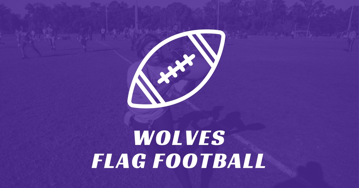 Flag Football District Tournament Starts Monday
