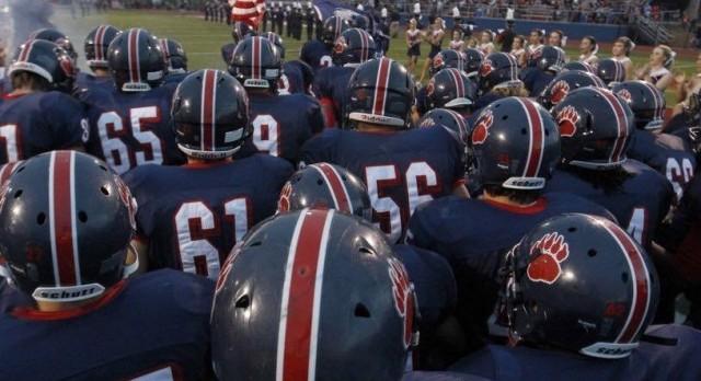Belton-Honea Path High School Varsity Football beat Daniel* 48-47