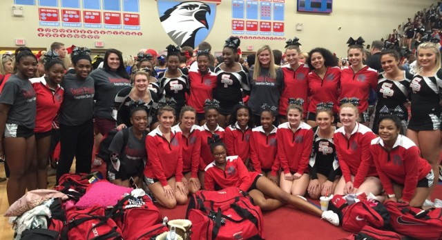 Competitive Cheer All Region