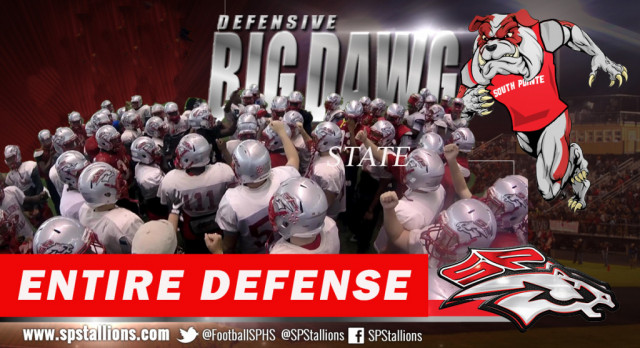 Big Dawg State Championship Game – The Defense!