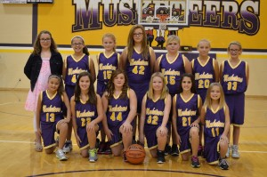 5th Grade Girls BB