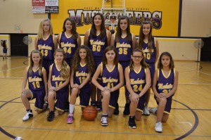 6th Grade girls BB