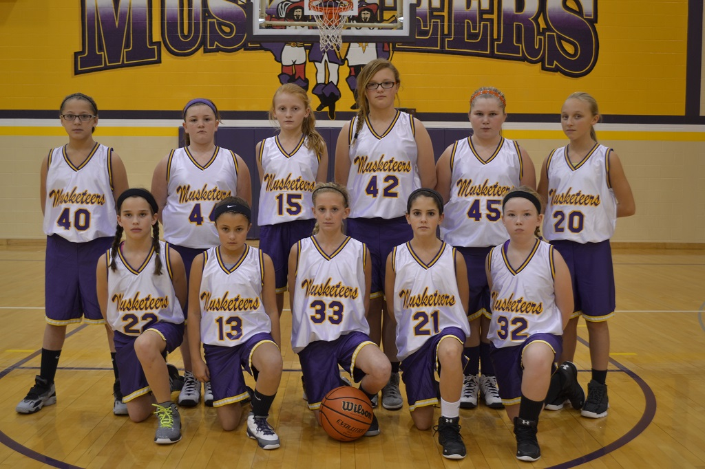 5th Grade Basketball 5th Grade Basketball Team