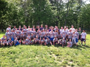 2014 EHS Football Campers