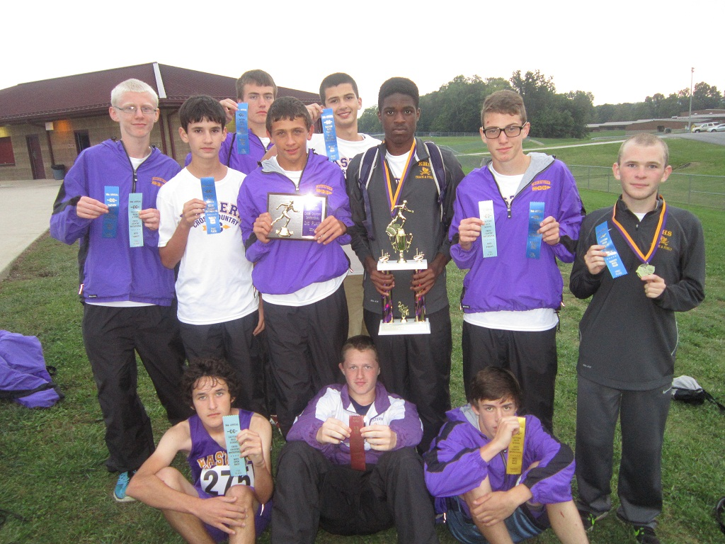 Eastern Invite pic boys cross country finishes in 1st place at eastern invitational,Eastern Invitational
