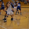 6th Grade Lady Musketeers vs North Harrison
