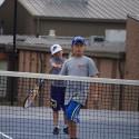 MS boys tennis