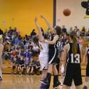 6th Grade girls Basketball vs Henryville