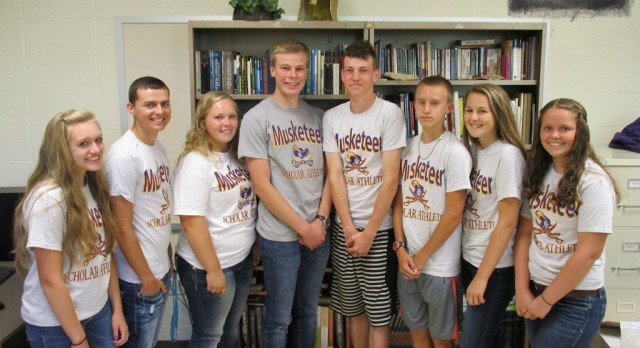 April-May Scholar Athletes Announced