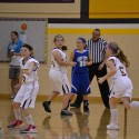 5th Grade Girls BB North Harrison  10-18-16