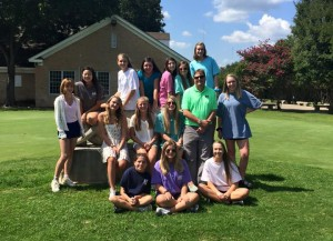 AHS Girls Golf 2015-16