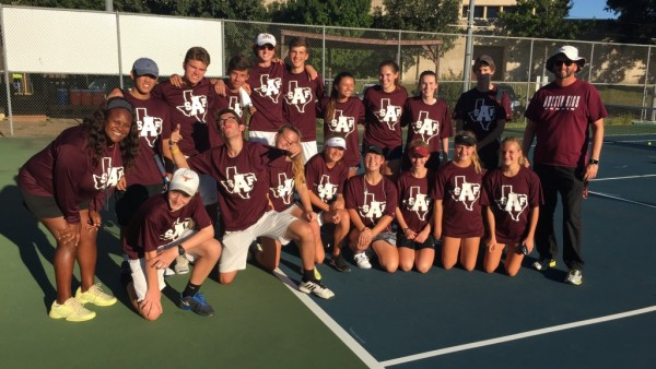 After defeating LBJ in dual match play