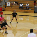 Austin High School Lady Maroons Junior Varsity Volleyball vs. Del Valle HS