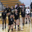 Austin High School Lady Maroons Varsity Volleyball vs. Del Valle HS