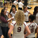 Austin High School Freshman Maroon Volleyball vs. Lanier HS