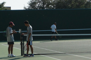 Connally Match 198