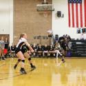 Austin High School Lady Maroons Varsity Volleyball vs. Crockett HS