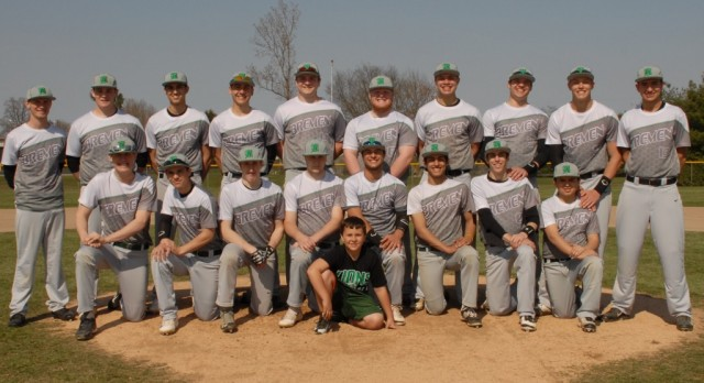 Baseball Claims NIC's South Division Championship