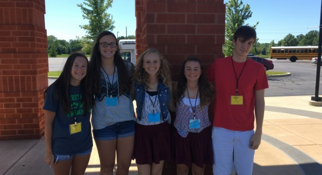 BHS Attends IHSAA Student Leadership Conference