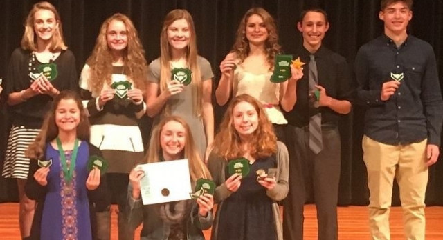 2016 Cross Country Awards (2 of 2)