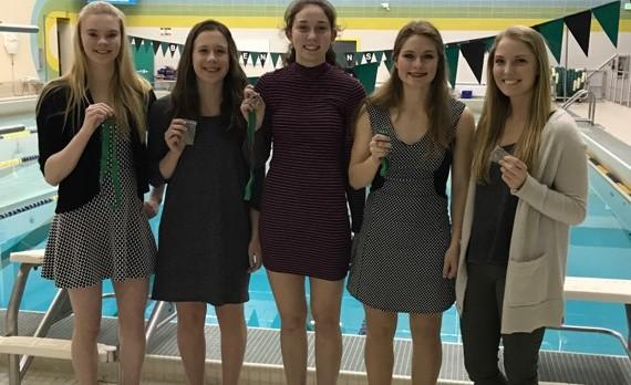 2016-17 Girls Swim-Dive Awards