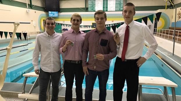 2016-17 Boys Swim-Dive Awards