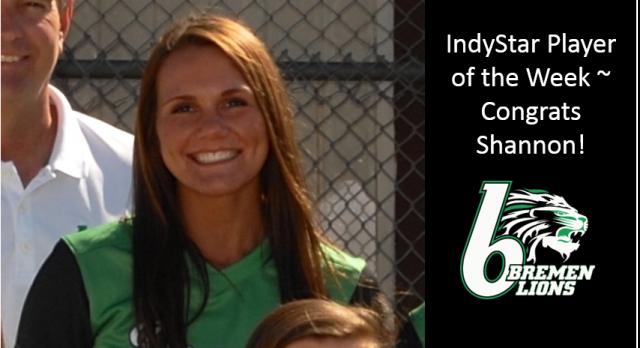 Arndt Receives IndyStar Honors