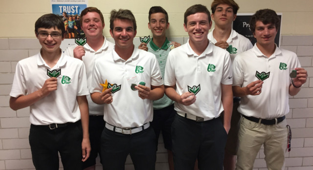 2017 Boys Golf Awards